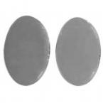 Mosaïque adhesive autocollante ovale