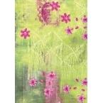 Décopatch Papier 384 rose grün