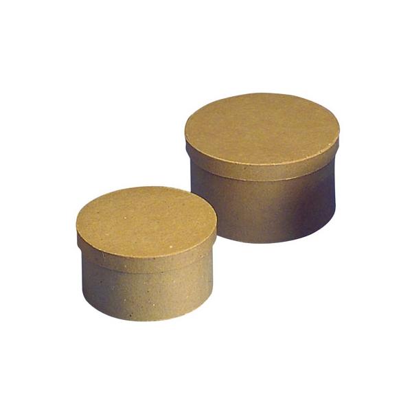 set de mini boite chapeaux maison pratic boutique pour vos loisirs creatifs et votre deco. Black Bedroom Furniture Sets. Home Design Ideas