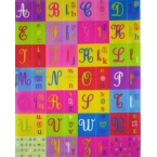 Decopatch 619 alphabet