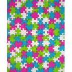 Decopatch Paper 624 green blue pink