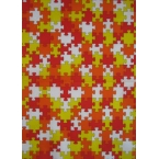 Decopatch 627 jaune orange rouge