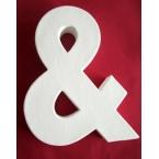 Lettre 3D Icommercial 12cm