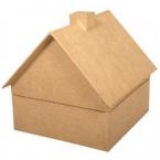 boîte en carton maison