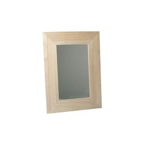 Cadre miroir rectangle