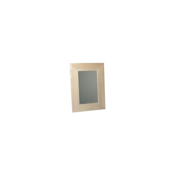 Boite bois miroir et cadre photo maison pratic for Cadre photo a decorer