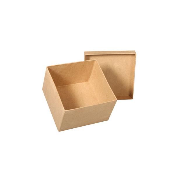 Bo te carr e m maison pratic boutique pour vos loisirs for Decoration boite carton