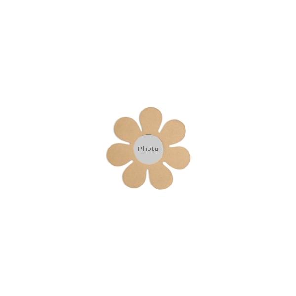 support cadre photo fleur maison pratic boutique pour. Black Bedroom Furniture Sets. Home Design Ideas