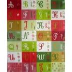 Décopatch 637 Decopatch alphabet