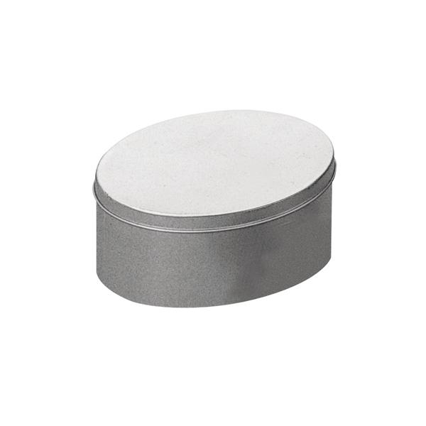 Boite metal ovale zinc maison pratic boutique pour vos loisirs creatifs et votre deco - Boite a the metal vide ...