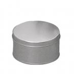 Boite metal ronde zinc taille 11cm