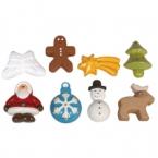 Moules Miniatures de Noël
