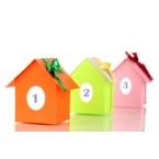 Calendrier Avent 24 Maisons