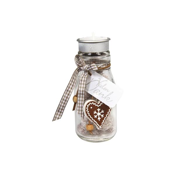 bouteille en verre photophore maison pratic boutique pour vos loisirs creatifs et votre deco. Black Bedroom Furniture Sets. Home Design Ideas