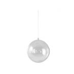 Boule transparente 4cm