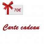 Carte cadeau MaisonPratic 70 euros