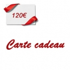 Carte cadeau MaisonPratic 120 euros