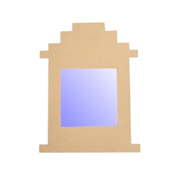 support cadre miroir pyramide maison pratic boutique pour vos loisirs creatifs et votre deco. Black Bedroom Furniture Sets. Home Design Ideas