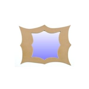 Miroir 8 pointes soleil