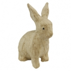Lapin a decorer Decopatch