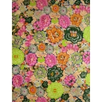 Décopatch 670 Fleurs brodées