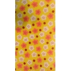 Décopatch Paper FDA709 pink and yellow
