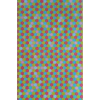 Décopatch Paper FDA713 Red Yellow