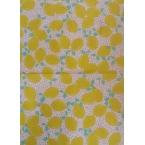 Décopatch 745 citron jaune et vert