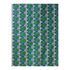 Décopatch 769 blanc bleu vert