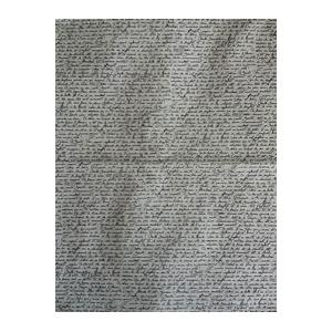 Décopatch 771 écriture noir et blanc