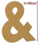 Lettre & 50cm medium