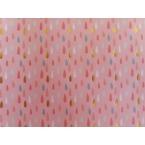 Décopatch Carta 776 verde rosa pastello