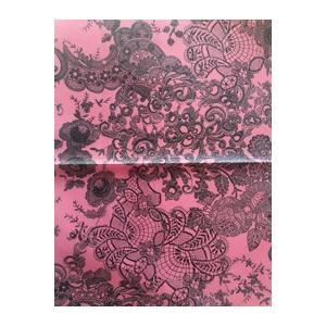 Décopatch Paper 442 Decopatch Rose Noir
