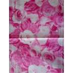 Décopatch Papier 338 decopatch Rose