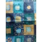 Décopatch Paper 810 Decopatch Bleu Or