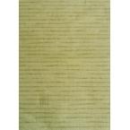 Décopatch Papier 795 Jaune et Brun