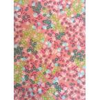 Décopatch Papier 796 Rose fleurs