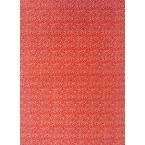 Décopatch Papier 812 rouge blanc