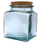 Bocal en verre-GM