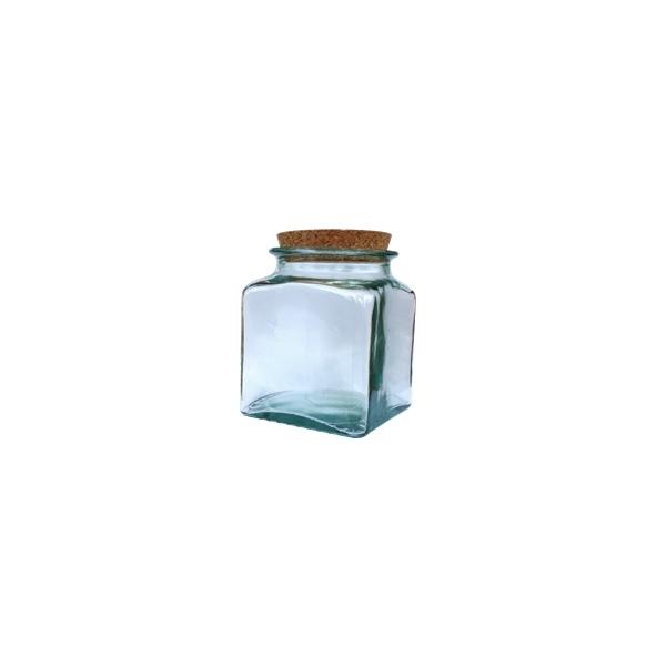 bocal en verre gm maison pratic boutique pour vos loisirs creatifs et votre deco. Black Bedroom Furniture Sets. Home Design Ideas