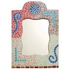 Kit mosaïque miroir oriental