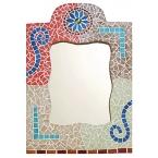 Kit mosaïque miroir