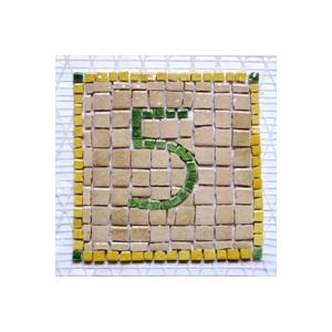 Kit mosaïque N° de rue