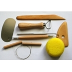 Kit 8 outils modelage