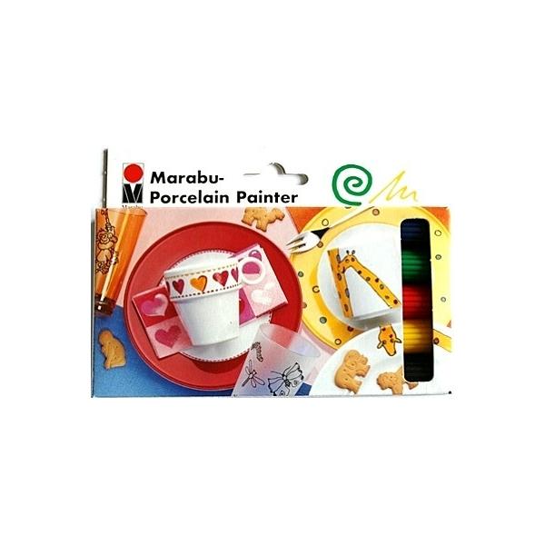 5 stylos porcelaine painters marabu maison pratic boutique pour vos loisi - Stylo pour porcelaine ...