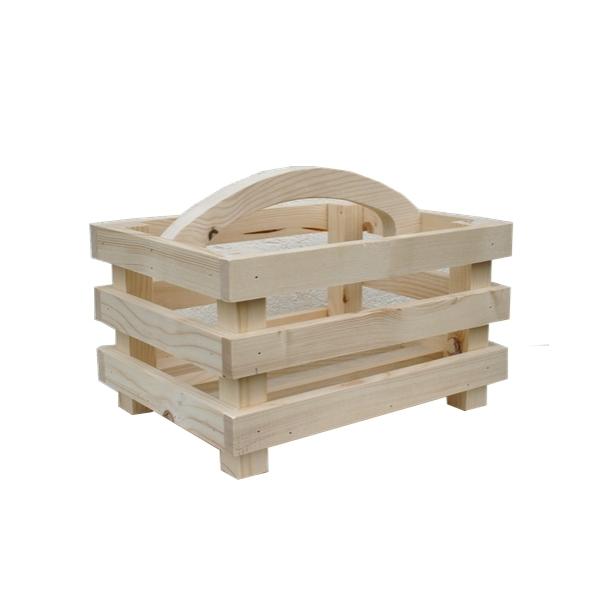panier en bois maison pratic boutique pour vos loisirs. Black Bedroom Furniture Sets. Home Design Ideas