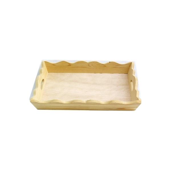 Plateau en bois 56 maison pratic boutique pour vos - Comment decorer un plateau en bois ...
