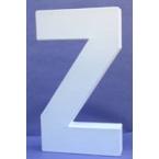 Lettre 3D-Z