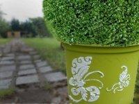 decoration pot de fleur